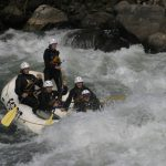 Mexique rafting 2004
