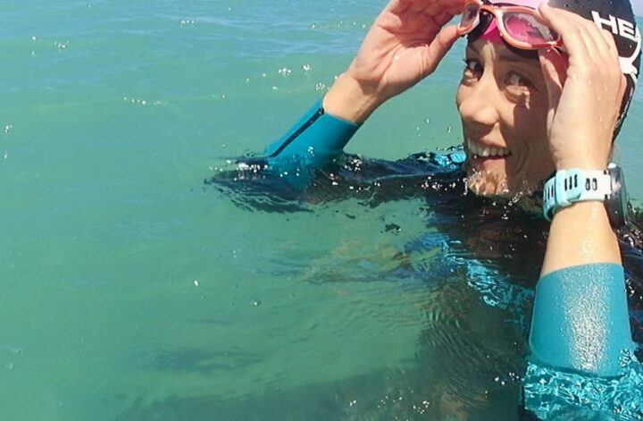 accessories open water swimming