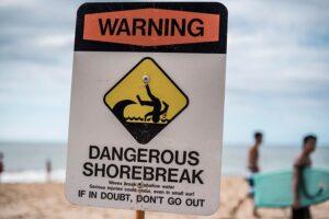 open water swimming dangerous
