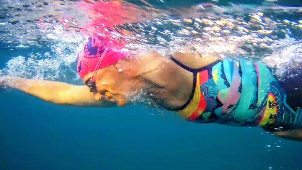 benefits seawater swimming