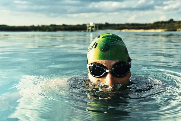 Best open water swim goggles triathlon
