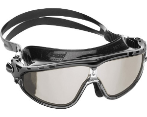 Open water goggle mask